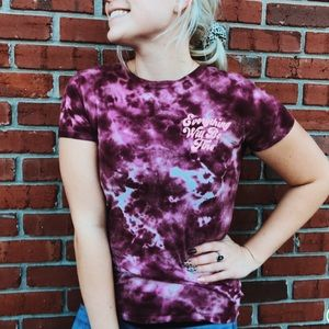 Aeropostale Tops - Everything Will Be Fine Tie Due Tee Aeropostale